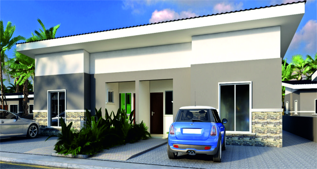 Property mart real estate investment limited no 1 real for Types of houses in nigeria