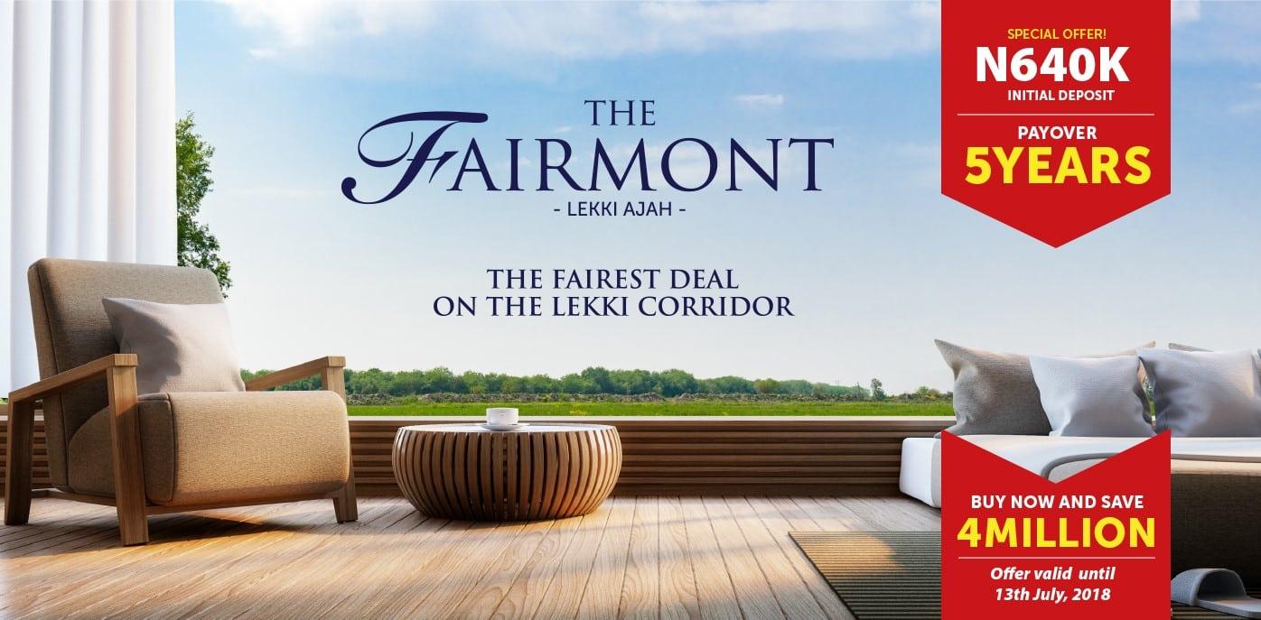 fairmont Lekki, Ajah